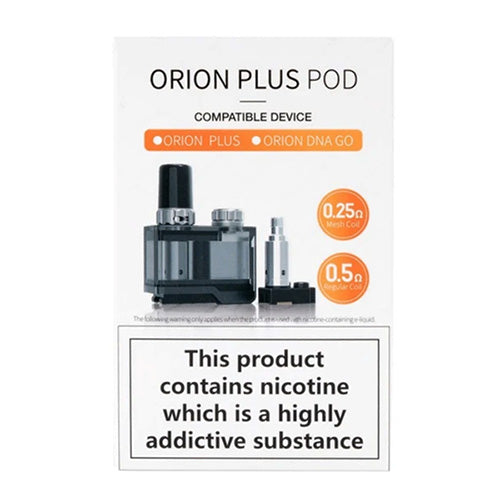 Orion Plus Replacement Pod