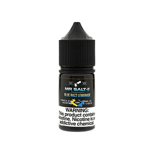 Mr Salt E - Blue Raspberry Lemonade Nicotine Salt