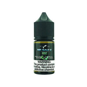 Mr Salt E - Mint Nicotine Salt