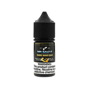 Mr. Salt E - Orange Mango Guava Nicotine Salt