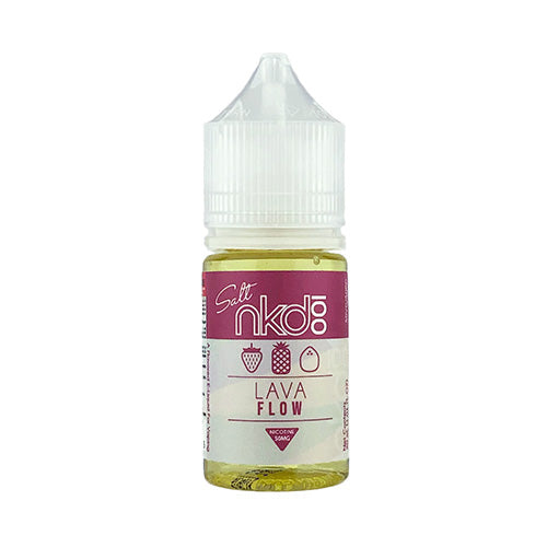 Naked - Lava Flow Nicotine Salt ejuice