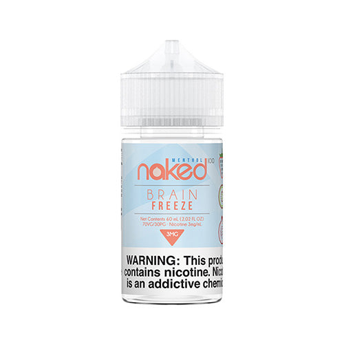 Naked - Brain Freeze, e-juice