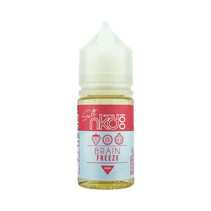 Naked - Brain Freeze Nicotine Salt e-juice