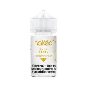 Naked - Go Nanas, e-juice