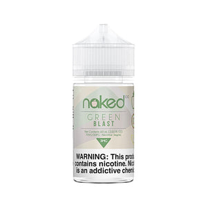 Naked - Green Blast, e-juice
