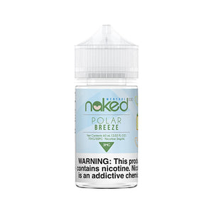 Naked - Polar Breeze, e-juice