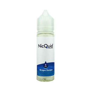 Nicquid - Grape Escape ejuice