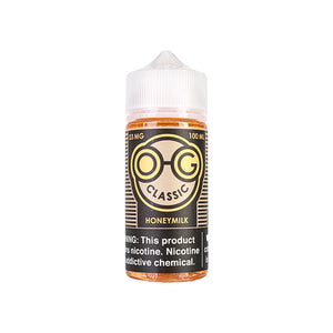 Cosmic Fog - OG Classic - Honey Milk ejuice