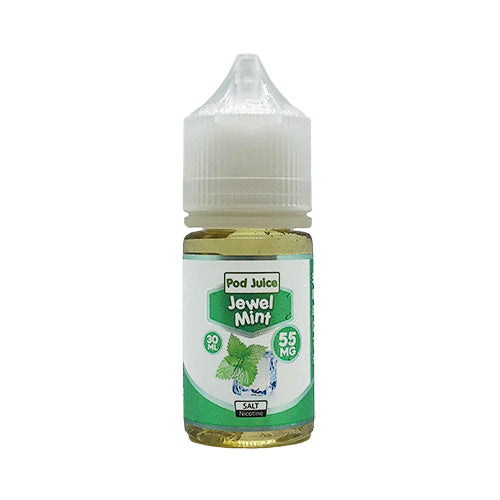 Pod Juice - Jewel Mint, Nicotine Salt