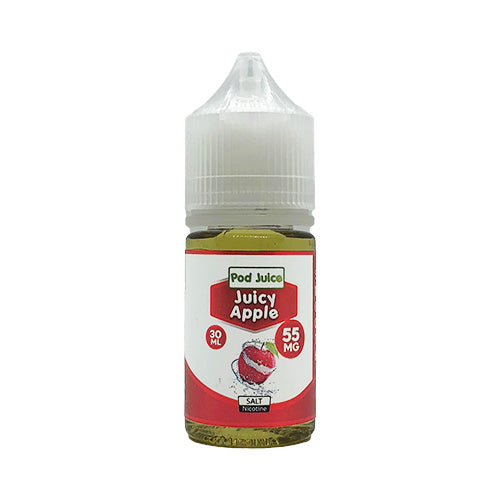 Pod Juice - Juicy Apple, Nicotine Salt