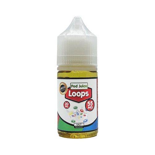 Pod Juice - Loops, Nicotine Salt