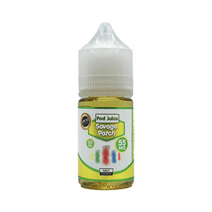 Pod Juice - Savage Patch, Nicotine Salt