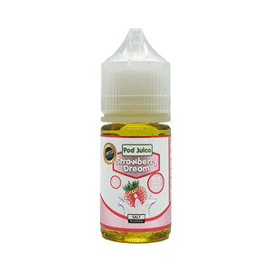 Pod Juice - Strawberry Dream, Nicotine Salt