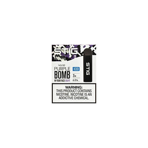 STIG - Purple Bomb, Disposable Vape