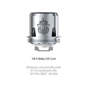Smok TFV8 X-Baby Coils (3-Pack)
