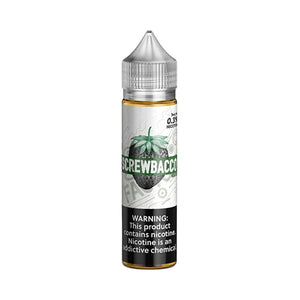Steam Factory - Screwbacco Menthol ejuice