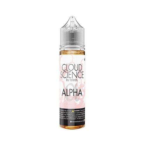 Teleos - Alpha, 60mL, e-juice
