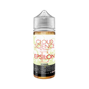 Teleos - Epsilon (ECC), 120mL