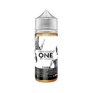 Teleos - Experiement One, 120mL, e-juice