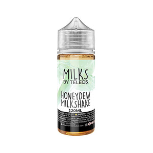Teleos - Honeydew Milkshake, Milks, 120mL, e-juice