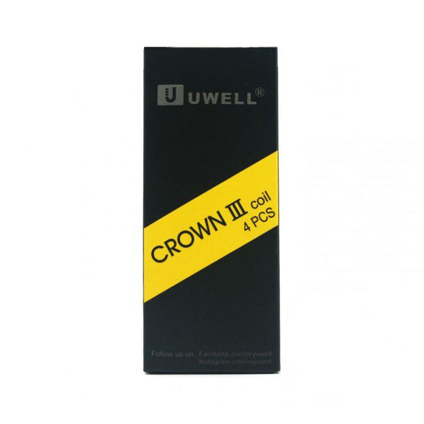 UWell Crown III Coils (4-Pack)