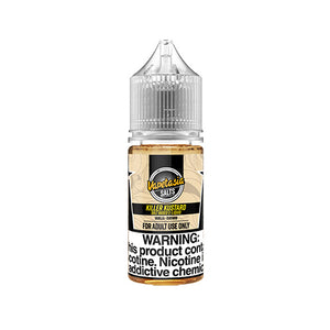 Vapetasia - Killer Custard, nicotine salt ejuice