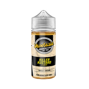 Vapetasia - Killer Custard, ejuice