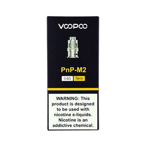 VooPoo PnP Replacement Coils (5-Pack)