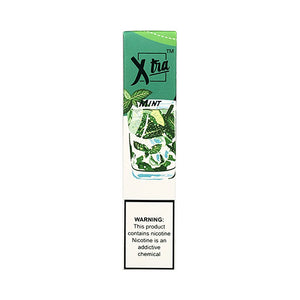 Xtra - Mint, Disposable Vape