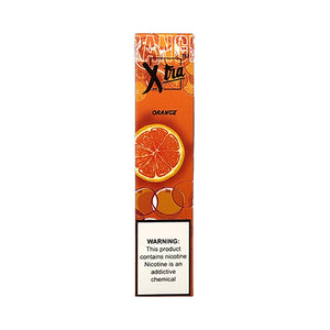 Xtra - Orange, disposable Vape
