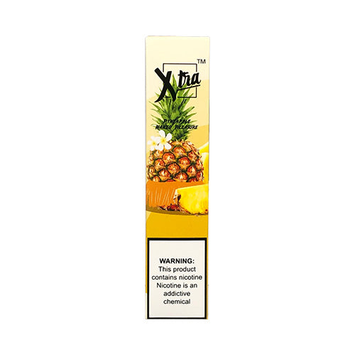 Xtra - Pineapple, disposable vape