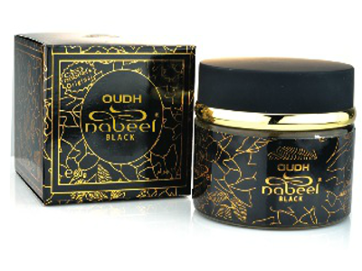 OUDH NABEEL BLACK  Incense by Nabeel 60 gms