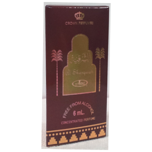 AL SHARQUIAH by Al Rehab Fregrance, Attar, Itr Oil 6 ML