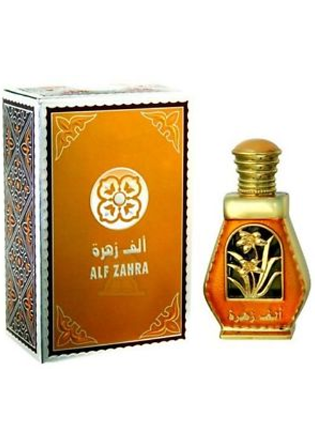 ALF ZAHRA by Al-Haramain, Arabian Attar, Itr Fragrance Oil 15 ML