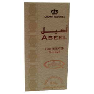 ASEEL by Al Rehab Fregrance, Attar, Itr Oil 6 ML