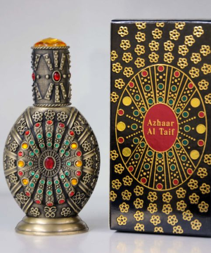 AZHAR AL TAIF by Surrati Perfumes Arabian, Attar, Itr, Fragrance Oil 12 ML