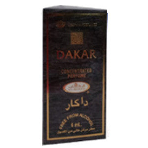 DAKAR - Al Rehab Fregrance, Attar, Itr Oil 6 ML