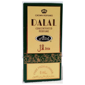 DALAL by Al Rehab Fregrance, Attar, Itr Oil 6 ML