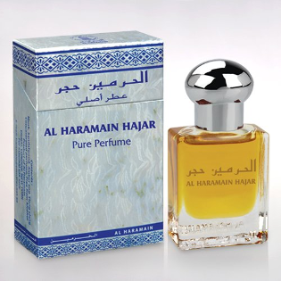 HAJAR by Al-Haramain, Attar, Itr Fragrance Oil 15 ML