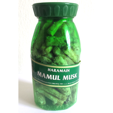 Mamul Musk by AL HARAMAIN  Bakhoor, Incense 80 Grams