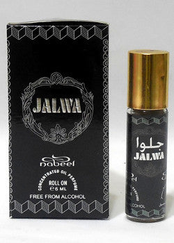 JALWA by Nabeel Perfumes, Attar, Itr, Fragrance Oil 6 ML