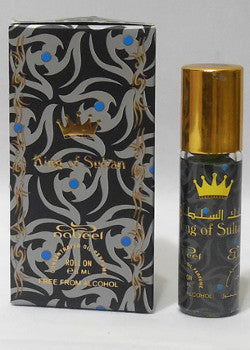 KING OF SULTAN by Nabeel Perfumes, Attar, Itr, Fragrance Oil 6 ML