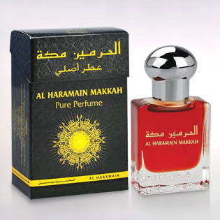 HARAMAIN MAKKAH by Al-Haramain, Attar, Fragrance Oil 15 ML