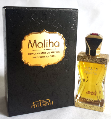 MALIHA -  NABEEL Concentrated Arabian Perfume Oil 20 ML