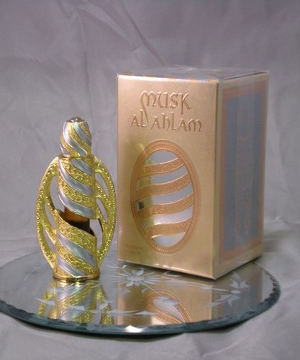 MUSK AL AHLAM by KHADLAJ Perfumes Arabian, Attar, Itr, Fragrance Oil 17 ML