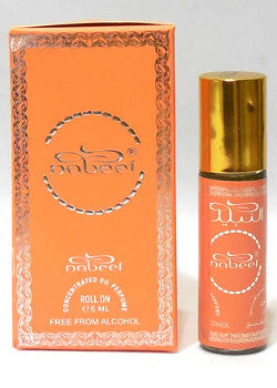 NABEEL (Formerly Touch Me) by Nabeel Perfumes, Attar, Itr, Fragrance Oil 6 ML