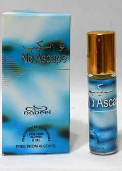 NO ASCAPE by Nabeel Perfumes, Attar, Itr, Fragrance Oil 6 ML