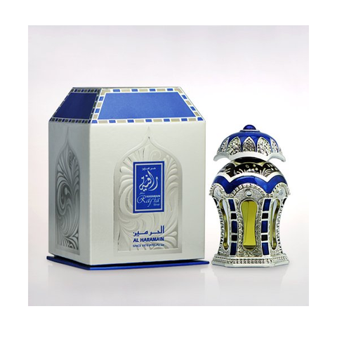 RAFIA SILVER by Al-Haramain, Arabian Attar, Itr Fragrance Oil 20 ML