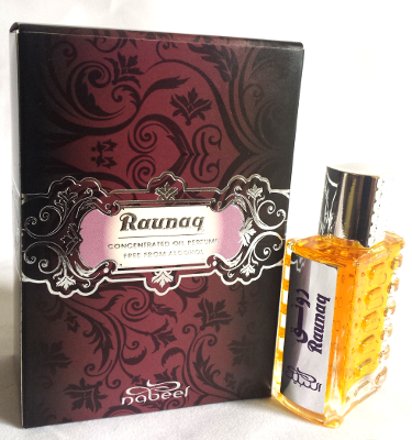 RAUNAQ -  NABEEL Concentrated Arabian Perfume Oil 20 ML