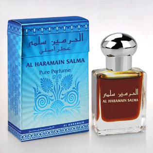 HARAMAIN SALMA by Al-Haramain, Attar, Fragrance Oil 15